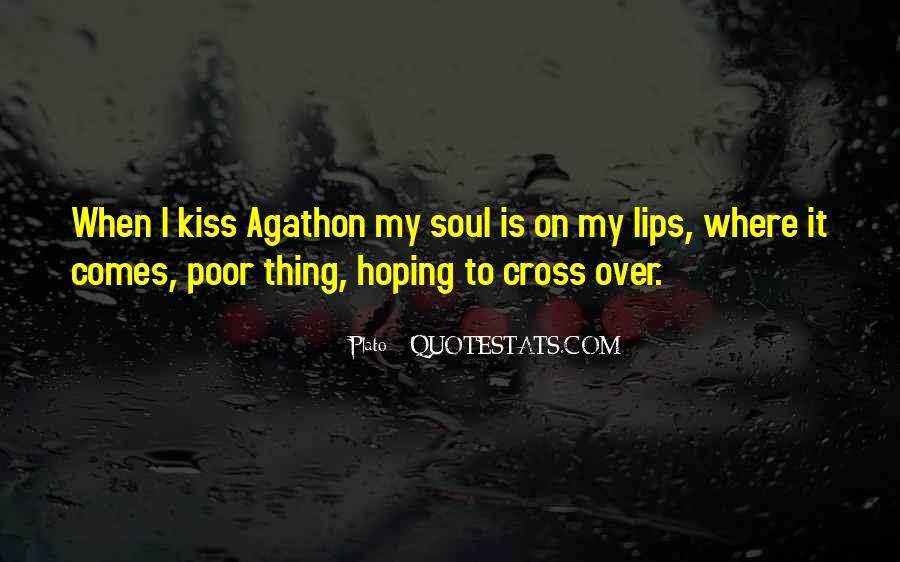 Agathon's Quotes #451758