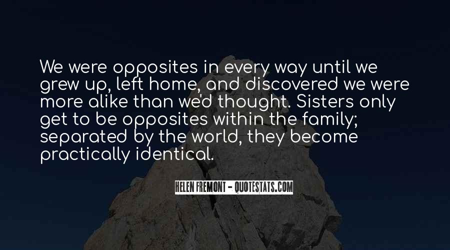 Quotes About Separated Family #607294
