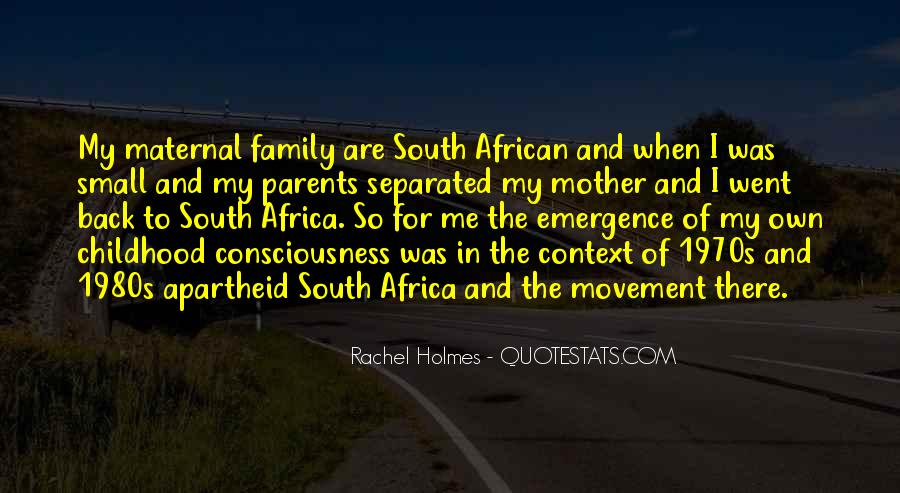 Quotes About Separated Family #644881