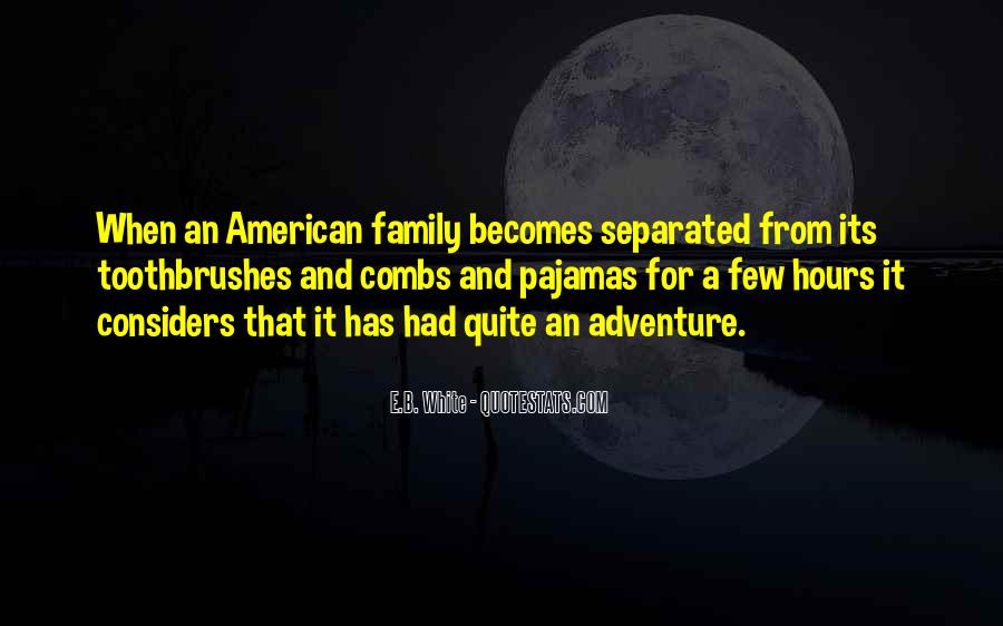 Quotes About Separated Family #871327