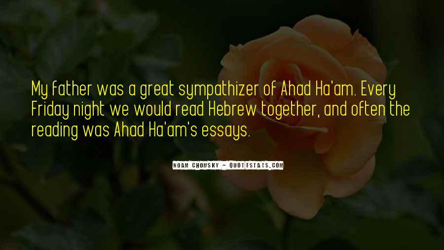 Ahad Quotes #1868243