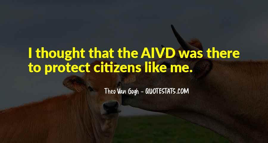 Aivd Quotes #1174261
