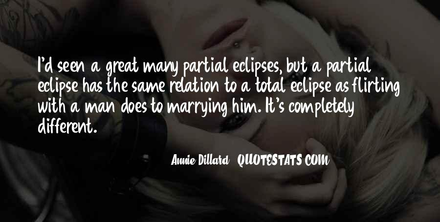 Quotes About Eclipses #1135015