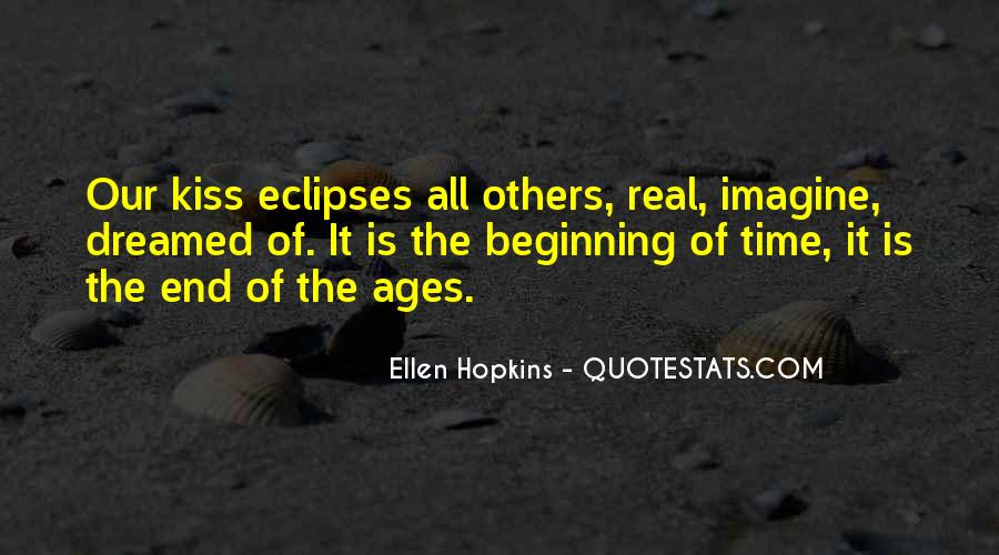 Quotes About Eclipses #1648736