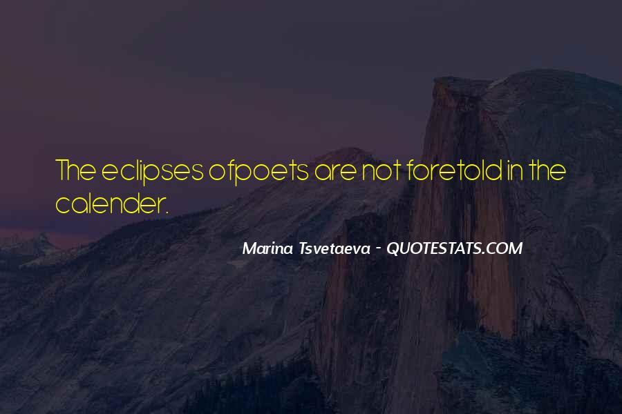 Quotes About Eclipses #1657326