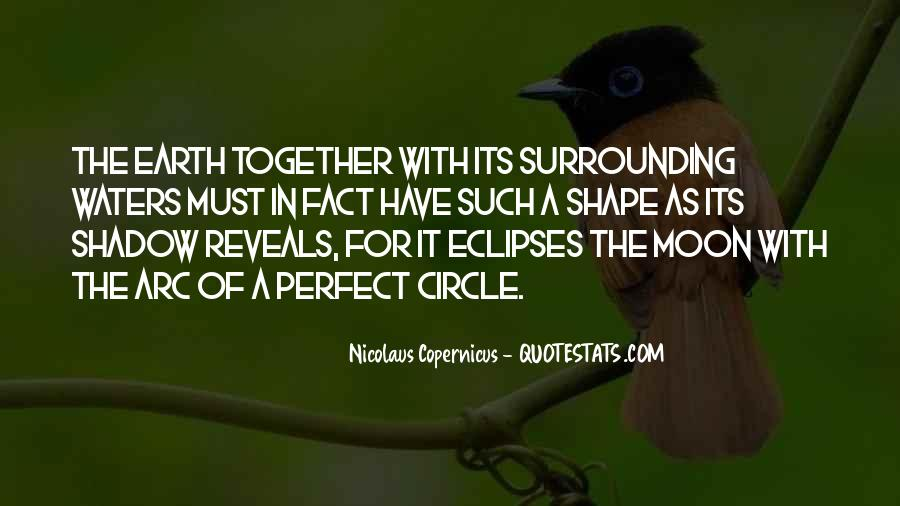 Quotes About Eclipses #341159