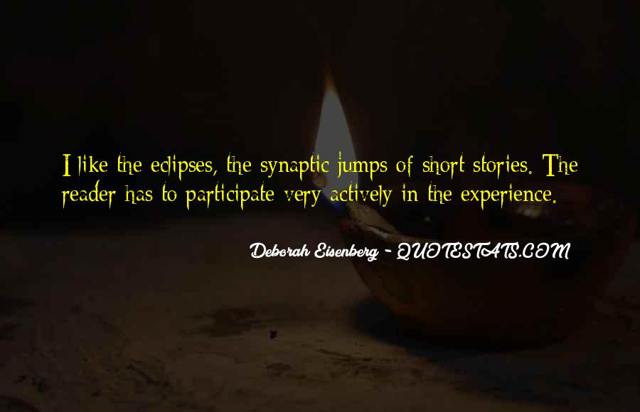 Quotes About Eclipses #438634