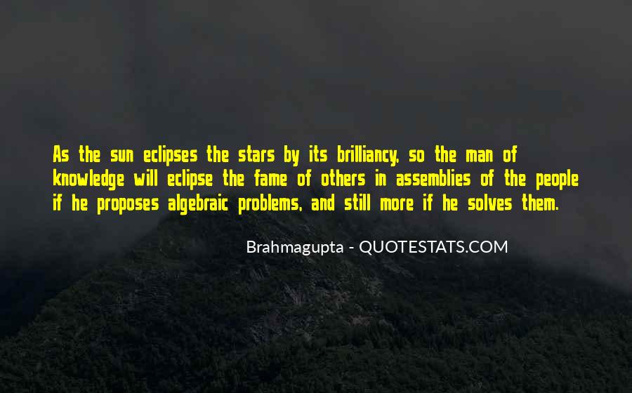 Quotes About Eclipses #646992