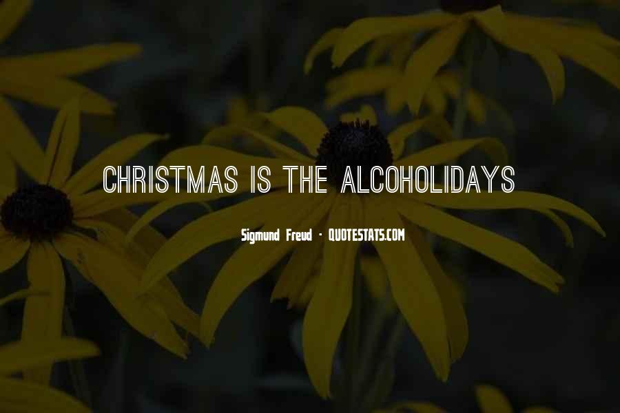 Alcoholidays Quotes #1309217