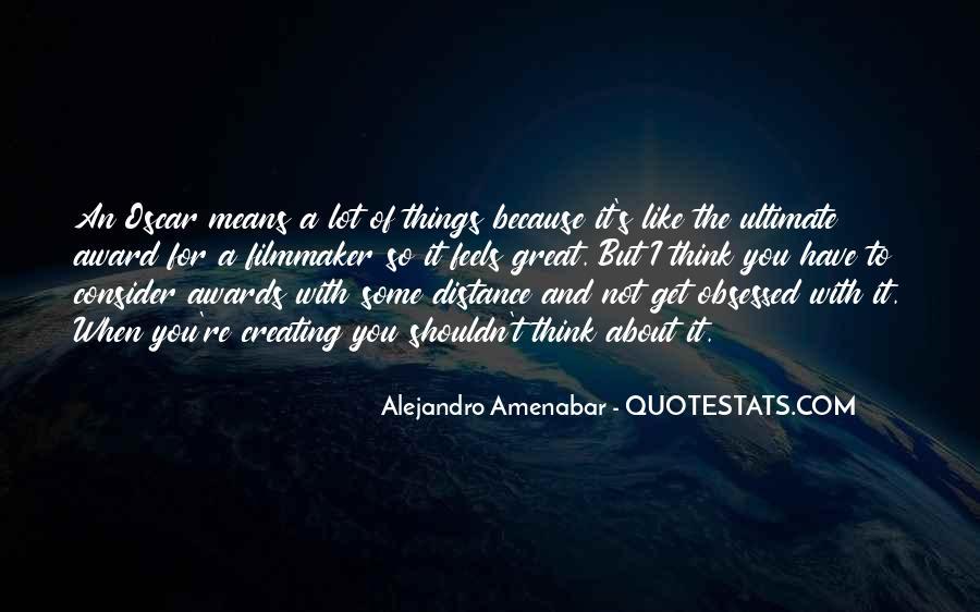 Alejandro's Quotes #1076894