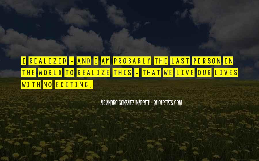 Alejandro's Quotes #1077