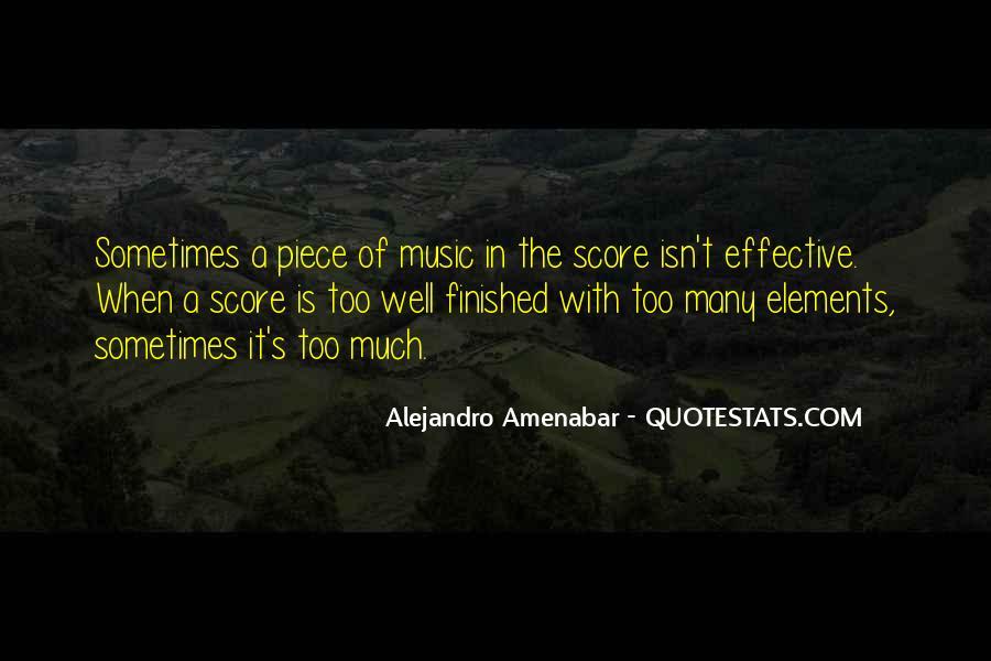 Alejandro's Quotes #137943