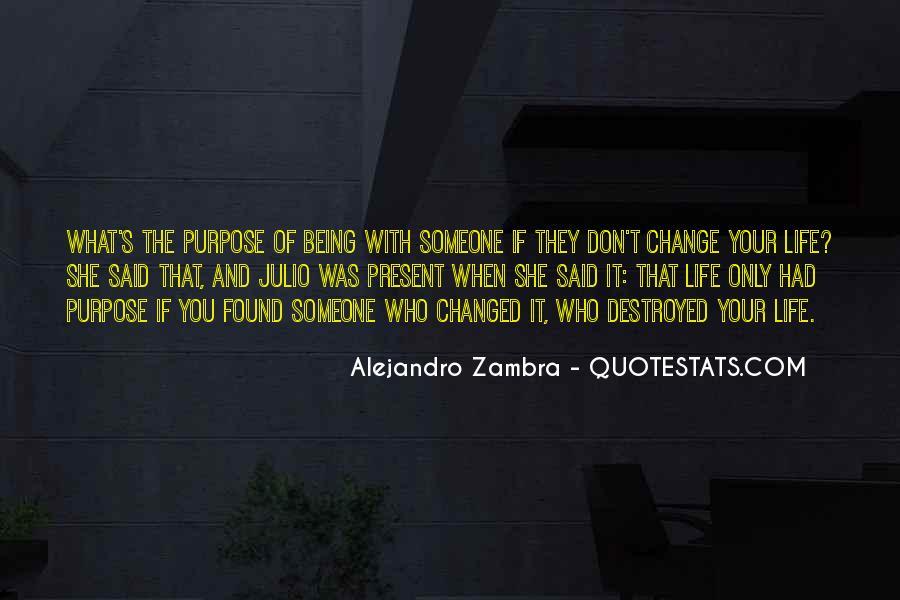 Alejandro's Quotes #1432793