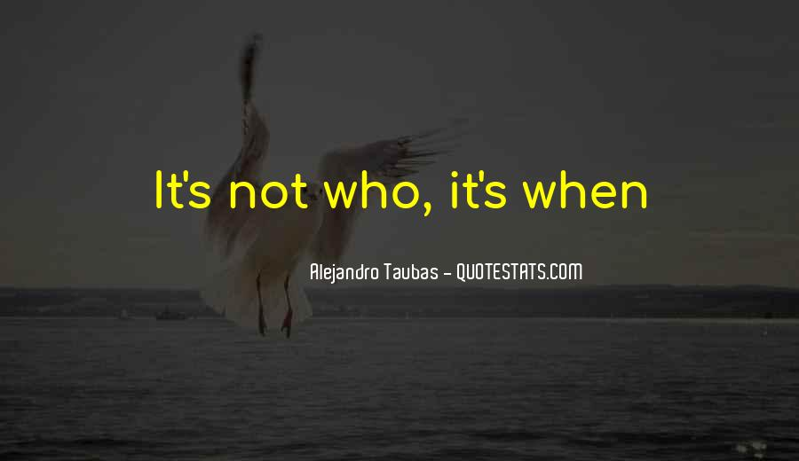 Alejandro's Quotes #1449011