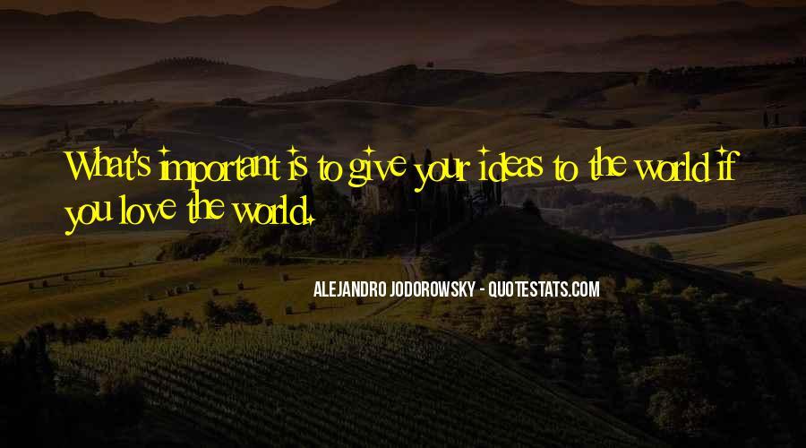 Alejandro's Quotes #1641073