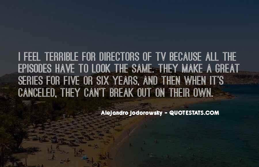 Alejandro's Quotes #1748172