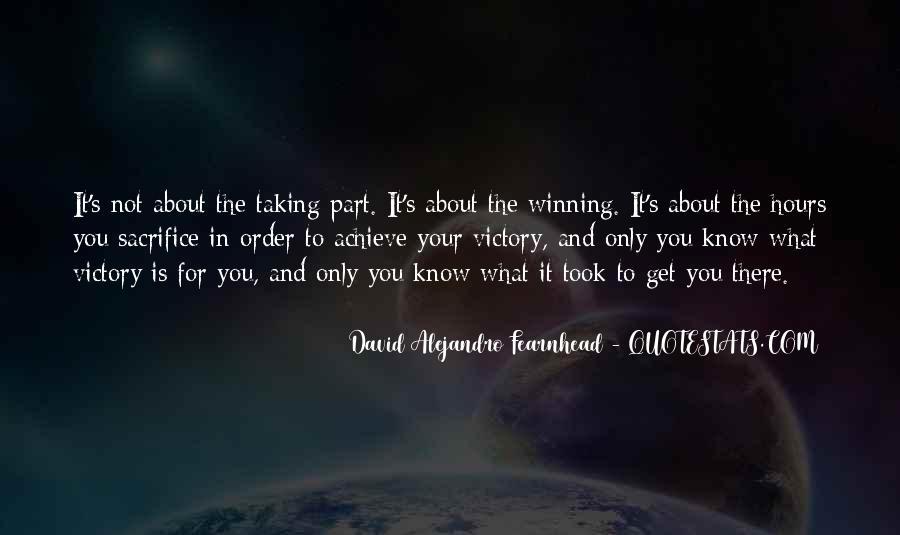 Alejandro's Quotes #338688