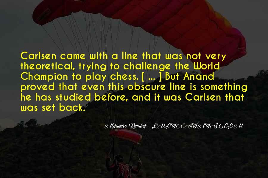 Alejandro's Quotes #34225