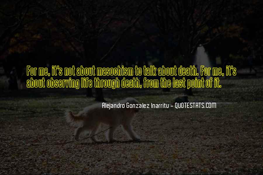 Alejandro's Quotes #480661