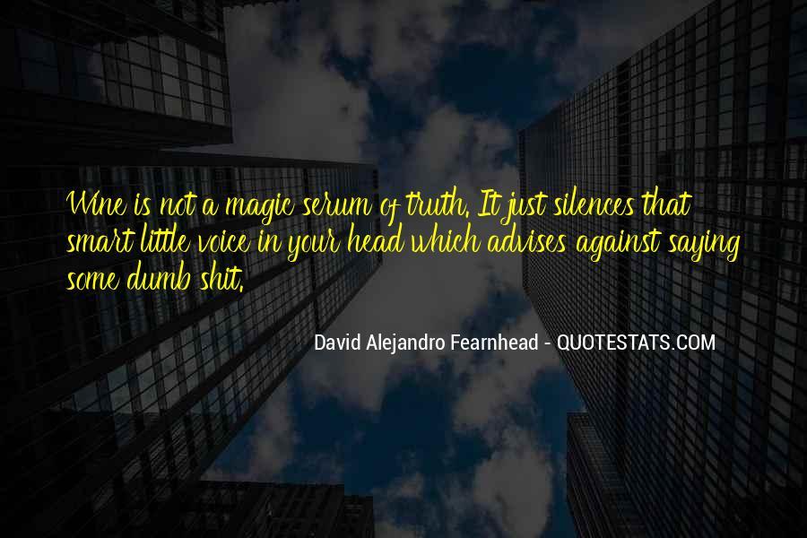 Alejandro's Quotes #57807