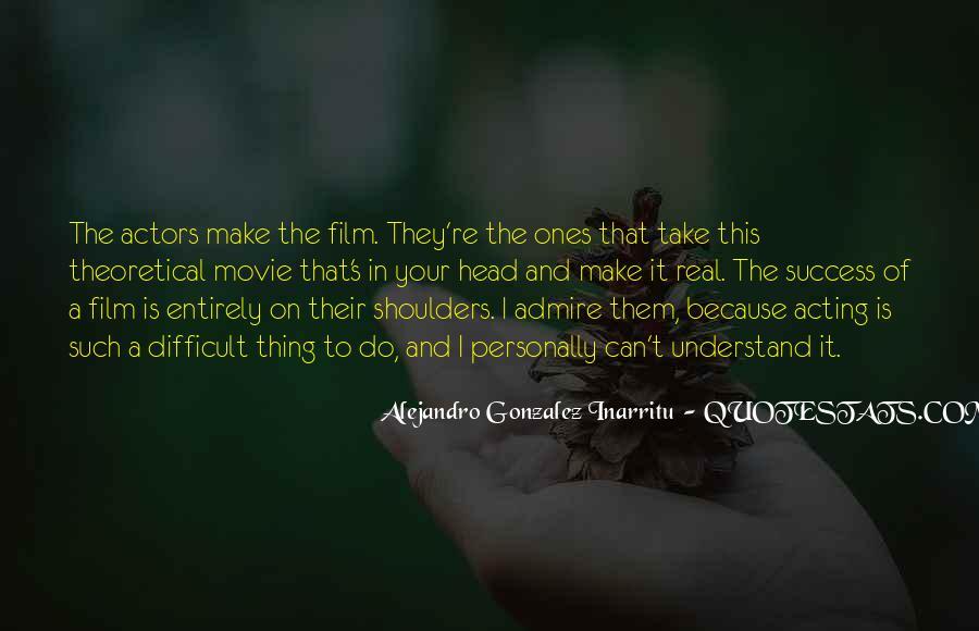 Alejandro's Quotes #735817