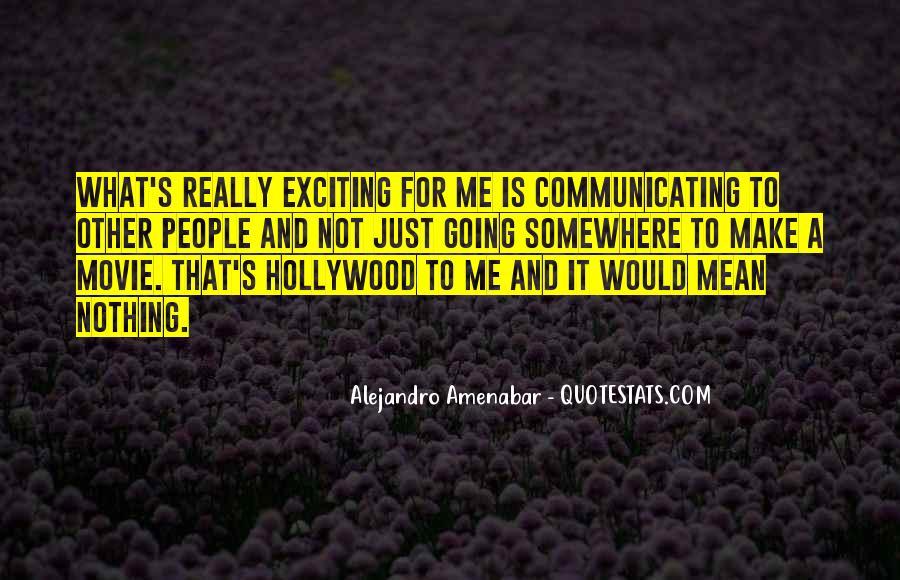 Alejandro's Quotes #748399
