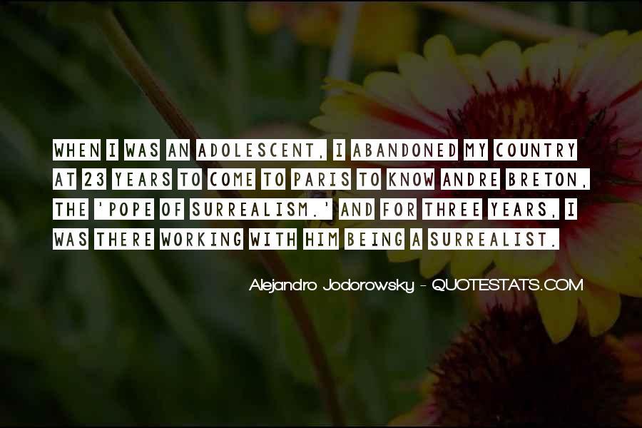 Alejandro's Quotes #8654