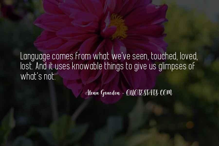 Alena's Quotes #1745878