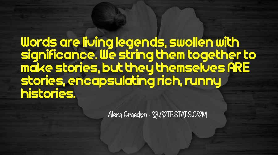 Alena's Quotes #712915
