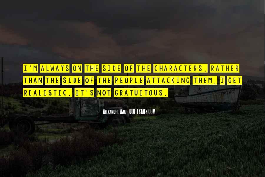 Alexandre's Quotes #1020497