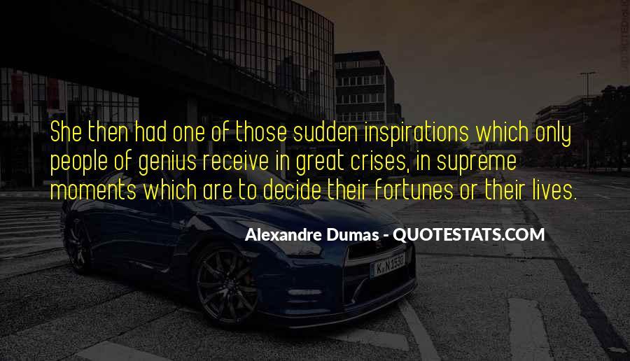 Alexandre's Quotes #17875