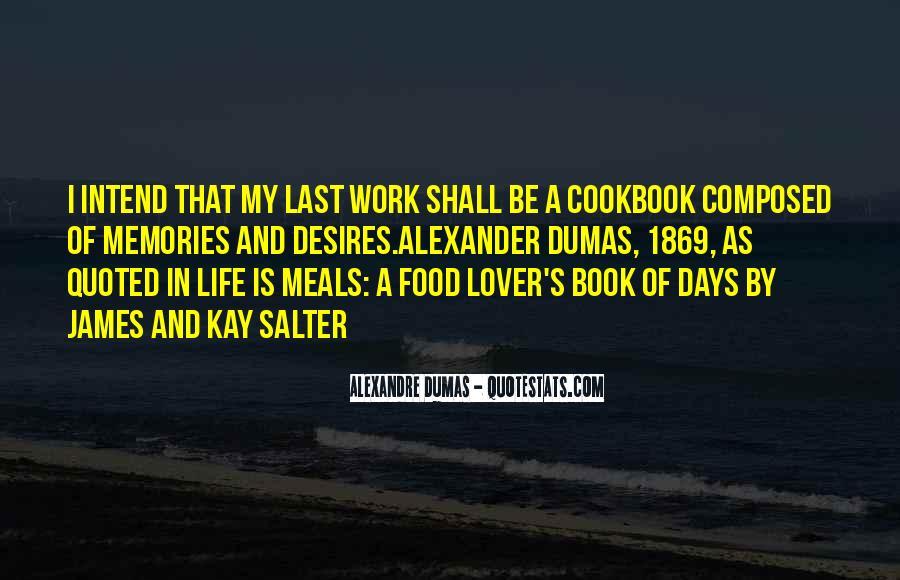 Alexandre's Quotes #1872331