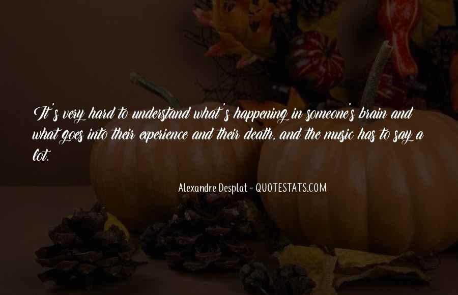 Alexandre's Quotes #292494