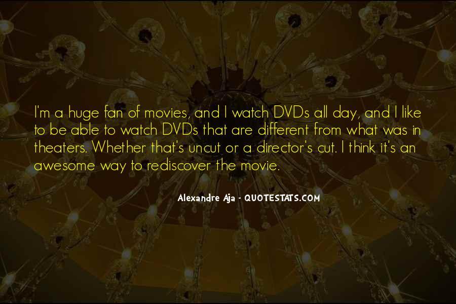 Alexandre's Quotes #305107