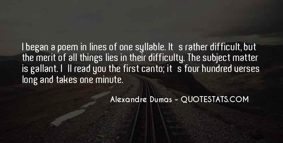 Alexandre's Quotes #312360