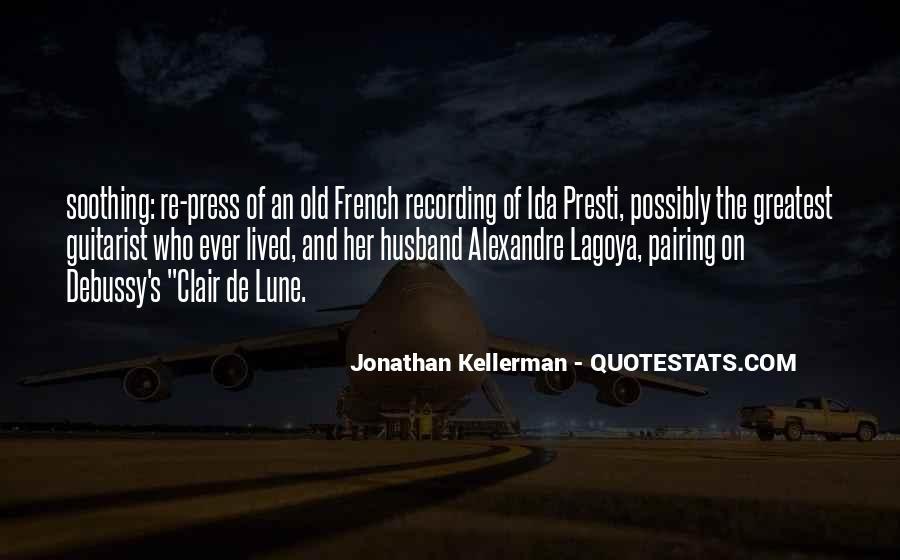 Alexandre's Quotes #37320