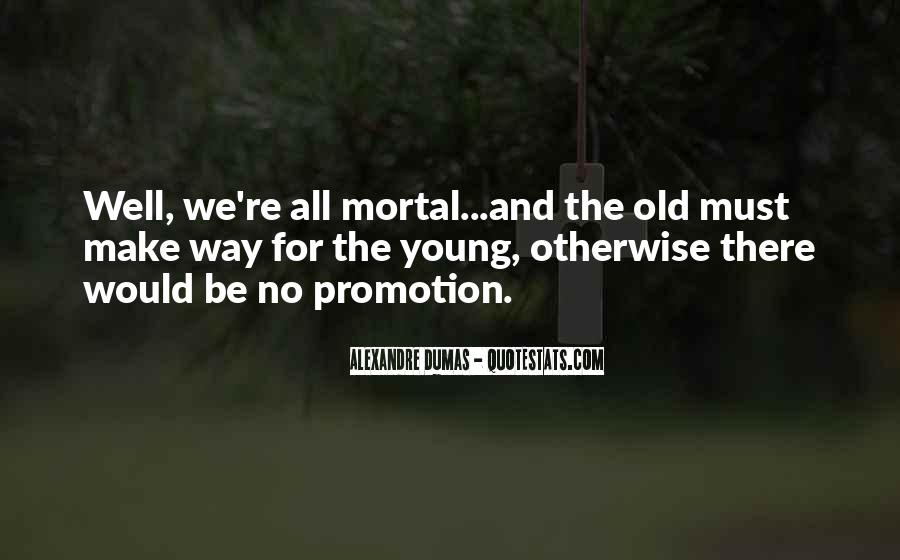 Alexandre's Quotes #37650