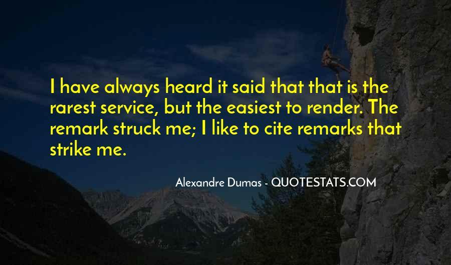Alexandre's Quotes #68411