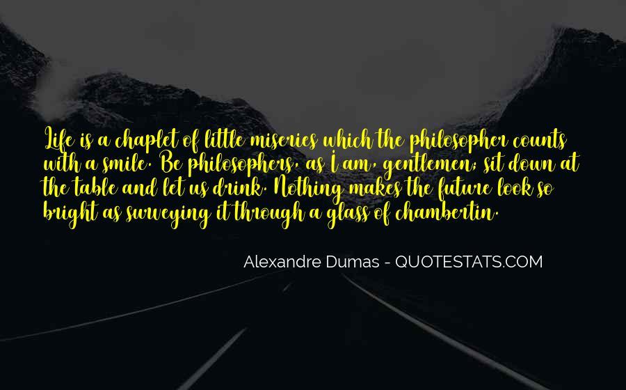 Alexandre's Quotes #96259