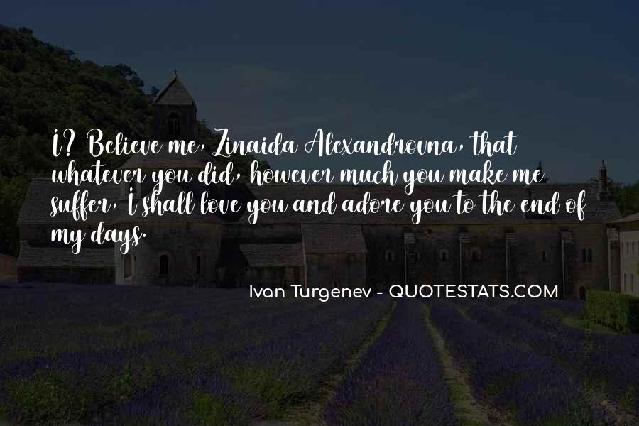 Alexandrovna Quotes #1668617