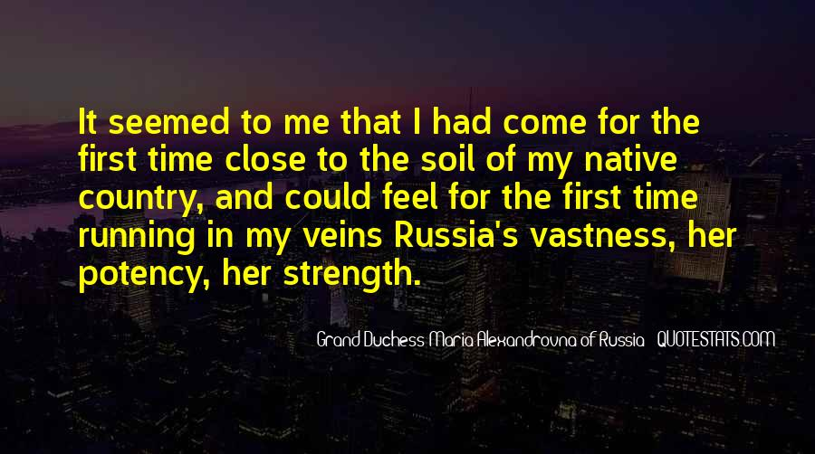 Alexandrovna Quotes #622940