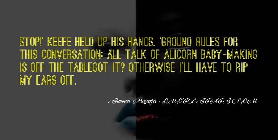 Alicorn Quotes #1656598