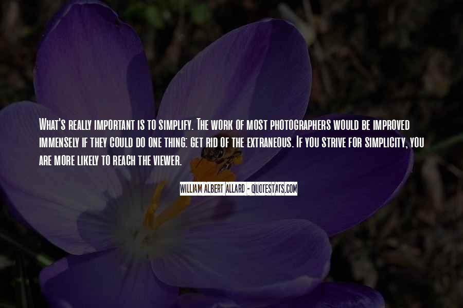 Allard Quotes #1098168