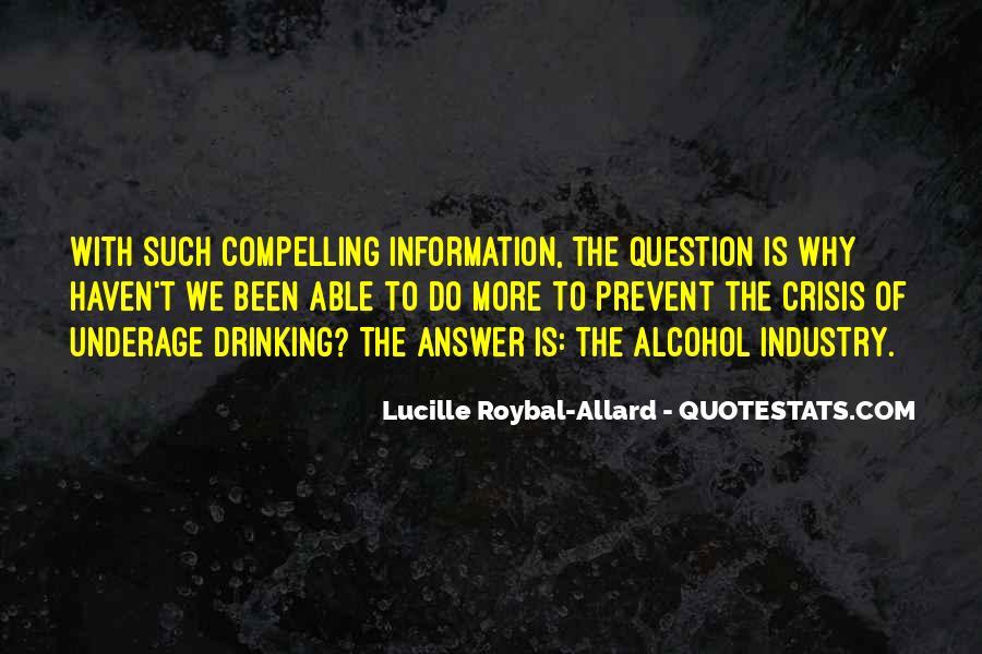 Allard Quotes #1537111
