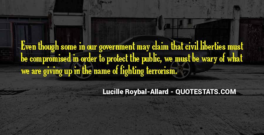 Allard Quotes #1585943