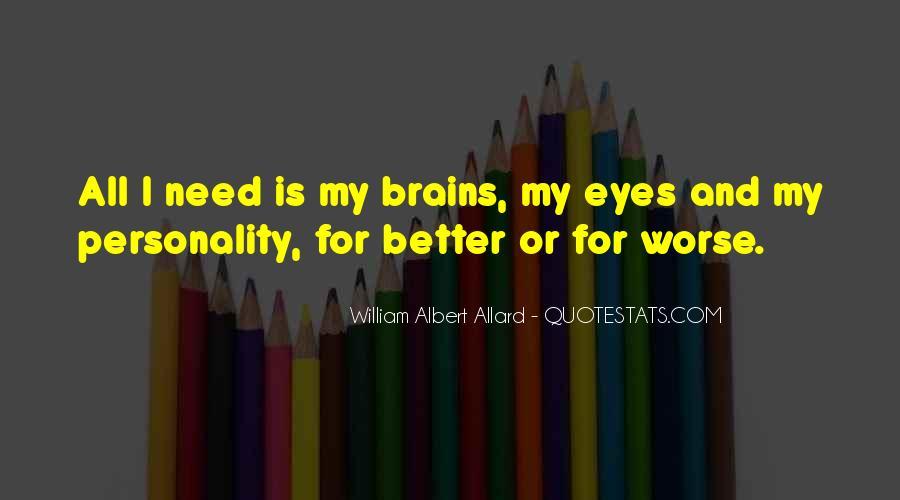 Allard Quotes #1640919