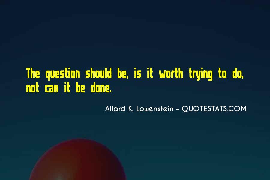Allard Quotes #183065