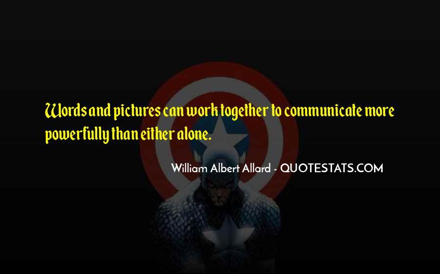Allard Quotes #418699