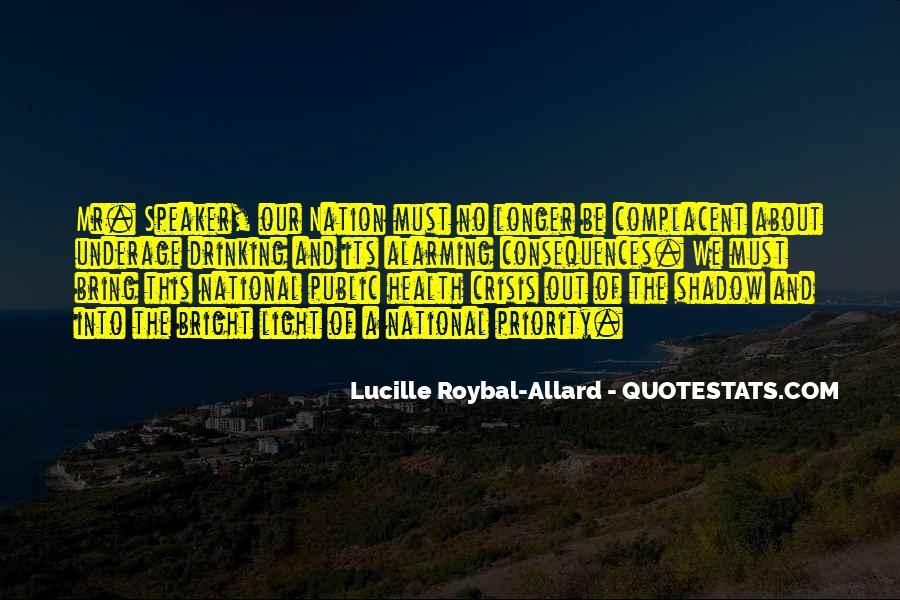 Allard Quotes #72297