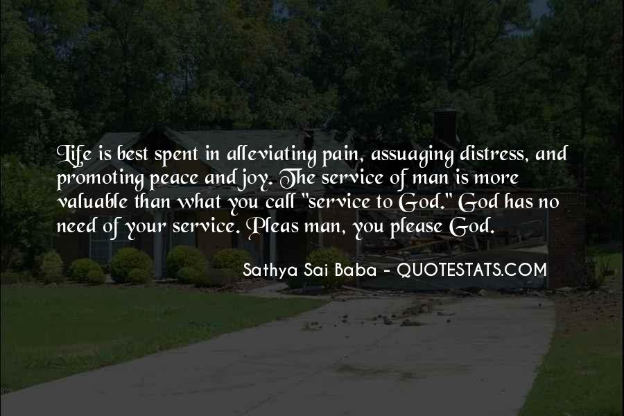 Alleviating Quotes #665621